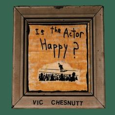 Vic Chesnutt - Is th