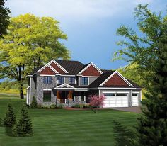 House Plan chp-53069 at COOLhouseplans.com