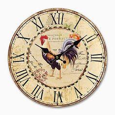 Reloj de pared Gallo   Relojes de Pared