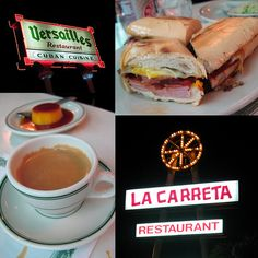 Cuban culinary specialties, Little Havana (Miami, Florida)