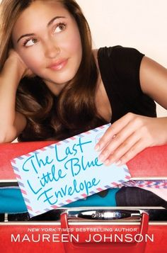 Did you read the 13 Little Blue Envelopes? Then, you must read the sequel that just came out!