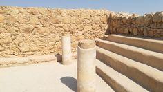 Sinagoga de Masada. Israel