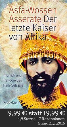 #eBook ~~ Haile Selassie, legendärer Kaiser von Äthiopien, war einer der bedeutendsten Staatsmänner des 20. Jahrhunderts. Sein Großneffe Prinz Asfa-Wossen Asserate, der seit langem in Deutschland lebt, hat ihn noch persönlich gekannt. Er legt nun die erste fundierte, umfassende Biographie Haile Selassies vor – ein Lebensbild voller farbiger Details und Anekdoten, zugleich ein großartiges Porträt der faszinierenden Geschichte seines ... http://www.tollebuchangebote.de/ebooks/4585