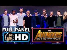 [#D23Expo] #KevinFeige introduce l'imponente cast di #AvengersInfinityWar, ecco il video