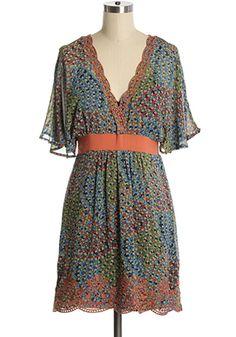 NEW: Kaleidoscope Dress