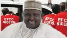 The Federal Government has filed six counts against the embattled former Chairman of the Pension Reforms Commission Abdulrasheed Maina.  The charges filed before a Chief Magistrates Court in the Federal Capital Territory Abuja formed the basis on which the court issued a fresh warrant for the arrest of Maina who is currently on the run.  The warrant of arrest was signed by the Chief Magistrate Elizabeth Jones.  According to a copy of the Judicial Form 4 sighted by our correspondent on…