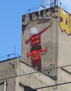 #osgemeos http://www.widewalls.ch/artist/os-gemeos/ http://stores.ebay.com/urban-art-designs