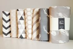 MUST NEWBORN ORGANIC COTTON | ... organic cotton blankets by Vonbon , a new line of luxury baby