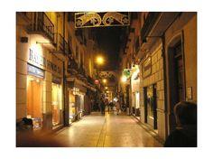 Tapas Bar in Granada, Spain