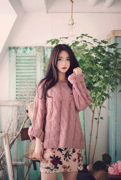 Women S Fashion Trends Info: 3683045301 Korean Fashion Dress, Korean Street Fashion, Ulzzang Fashion, Korea Fashion, Korean Outfits, Asian Fashion, Fashion Dresses, Pretty Outfits, Pretty Dresses