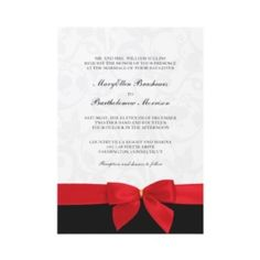 17 Best Wedding Invitations Images Red Wedding Invitations