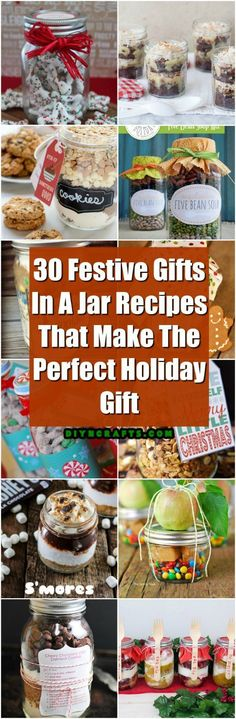 Discount Airfares Through The USA To Germany - Cost-effective Travel World Wide 30 Festive Gifts In A Jar Recipes That Make The Perfect Holiday Gift Via Vanessacrafting Diy Gifts In A Jar, Diy Holiday Gifts, Mason Jar Gifts, Homemade Christmas Gifts, Homemade Gifts, Gifts For Dad, Holiday Crafts, Christmas Recipes, Mason Jars