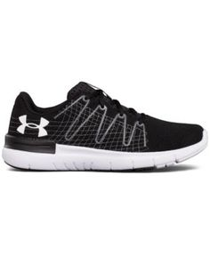 Under Armour Women's Thrill 3 Running Sneakers from Finish Line - Black 10.5