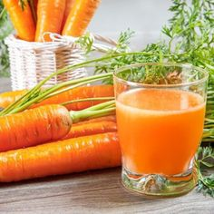 Cancer fighting juice carrot juice:Drinking carrot juice is one of the best ways to prevent or fight cancer. Carrots contain high levels of alpha carotene, a potent cancer preventive and cancer fighting compound. You can prepare carrot juice in combination with other cruciferous vegetables to boost the nutrients level in the body.