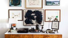 Trend to Try: Burl Wood Décor via @domainehome