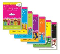 Yada Yada Prayer Group: These books were amazing! I loved them all!  Own all but one...