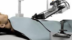Snake-arm surgical endoscopy robot