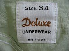 deluxe underwear