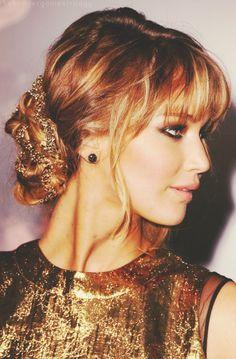 Jennifer Lawrence - The Hunger Games premiere
