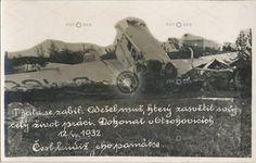 Letecká nehoda Tomáše Bati