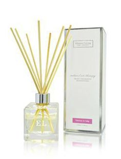 Fragrance Description - Tuberose & Tulip The sensual, delicate fragrance of tuberose infused with the scent of fresh cut spring tulips captures the essence of beauty. A truly breathtaking fragrance. Let the romantic, floral fragrance fill your bedroom with its captivating perfume, creating an aromatic experience that will delight your senses. For whom: A wonderful product for anyone who likes slick, simple designs and quality fragrances. A fabulous gift idea for any occasion or a great…