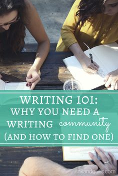 Feeling all alone as a writer? It doesn't have to be that way! Learn how to find a writing community to support and encourage you during your novel journey!