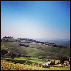 Stunning Valdorcia #tuscany #tuscanygram #igerstoscana #valdorcia | by toomuchtuscany