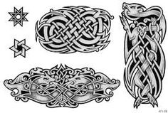 Dog Tattoos, Animal Tattoos, Girl Tattoos, Celtic Wolf Tattoo, Celtic Animals, Tattoo Designs, Weaving, Ink, Elegant