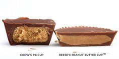 Homemade candy bars.  I've made the peanut butter cups before-- they are AWESOME!