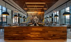 LEMAYMICHAUD | Marriott | Calgary | Architecture | Design | Hospitality | Hotel | Country | Cowboy | Concrete | Wood Calgary, Architecture Design, Concrete Wood, Hospitality, Country, Store, Architecture Layout, Rural Area, Country Music