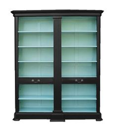 Vavoom Emporium - Jeanne Display Unit/Bookcase