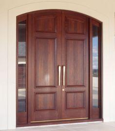 external oak doors - Google Search