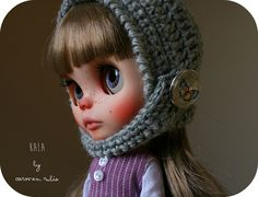 Kala - Custom Blythe Doll by Carmen Rubio | Flickr - Photo Sharing!