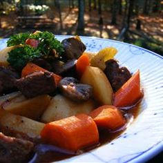 Make-Ahead Slow Cooker Beef Stew Allrecipes.com