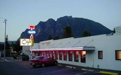 The Double R Diner- Twede's Cafe