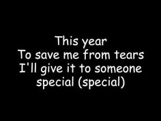 Wham - Last Christmas lyrics
