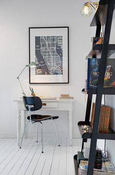 Luminoso mini piso de 39 m²
