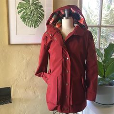 Gortex Kelly Anorak Closet Case Patterns Anorak Jacket, Jacket Pattern, Flannel, Raincoat, Jackets For Women, Leather Jacket, Photos, Sewing, Stylish