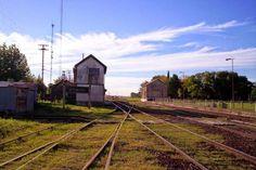 CRÓNICA FERROVIARIA: El interior bonaerense ante la parálisis ferroviar...