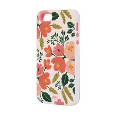 Rifle Paper Co.	Botanical Rose iPhone 5 Case