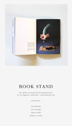BOOK STAND: JOURNAL