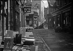 Camden Passage in 1953