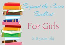 Booklist for girls 5-8 years old