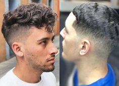 42 Cool and Trendy Short Haircuts for Men (Best Hairstyles - Frauen Haar Modelle Haircuts For Balding Men, Best Fade Haircuts, Trendy Mens Haircuts, Cool Hairstyles For Men, Popular Haircuts, Men's Haircuts, Black Hairstyles, Natural Hairstyles, Easy Hairstyles