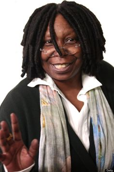 Pin for Later: 93 Stars Whose Real Names Will Surprise You Whoopi Goldberg = Caryn Elaine Johnson Black Actresses, Actors & Actresses, Whoopi Goldberg, Star David, Celebrity Names, David Cassidy, New Star, Successful Women, In Hollywood