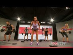 Les Mills (Body)PUMP: Exclusive AT-HOME Fitness Program - YouTube
