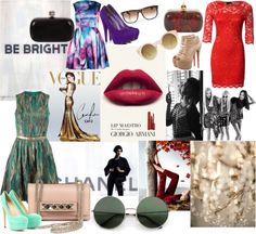 """""""christmas tree"""" by mellr on Polyvore"""