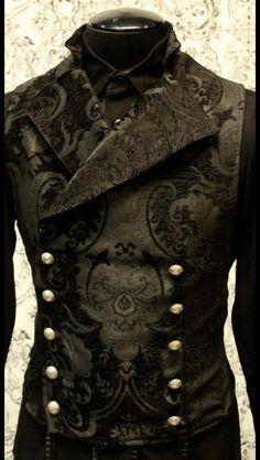 $129.99 Victorian waistcoat