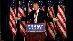 Im Falle eines Wahlsiegs: Trump will US-Armee fit machen