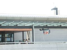 Ottawa Airport 1000's of REE Multiple Systems  Projects - SNOSTOP® Snow Guards